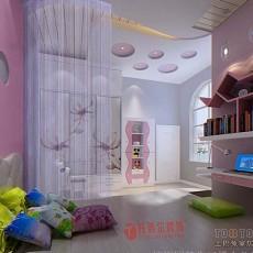 欧式风格儿童床设计图片欣赏
