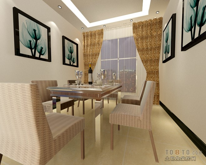 简约风格卧室装修设计效果图片欣赏