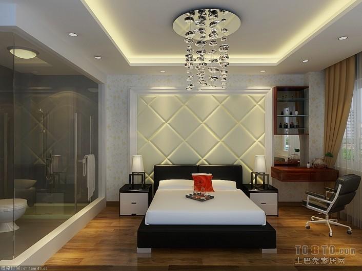 清新美式混搭客厅装修案例