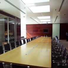 写字楼会议室装修设计图片
