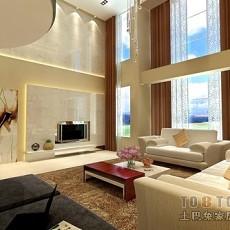 古典中式客厅装潢案例