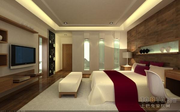 温润清新卧室设计