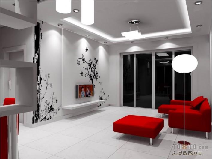 最新现代小户型室内设计图片