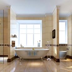 卫生间设计 欧式小卫生间设计效果图