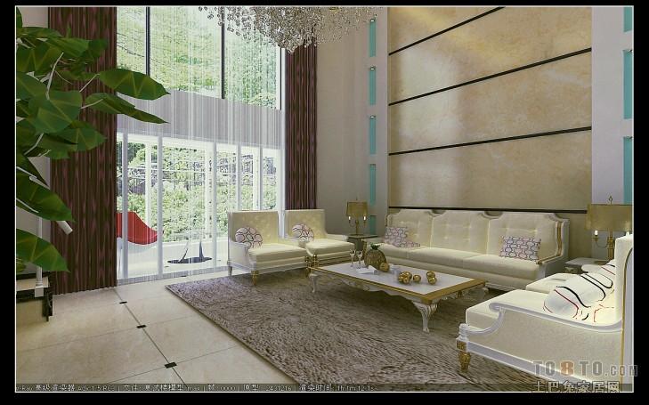 家居北欧客厅设计
