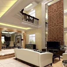 欧式家装风格客厅装修图片
