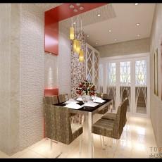 中式餐厅餐桌