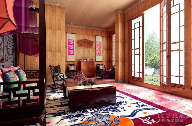 北欧风格复式客厅装修效果图欣赏