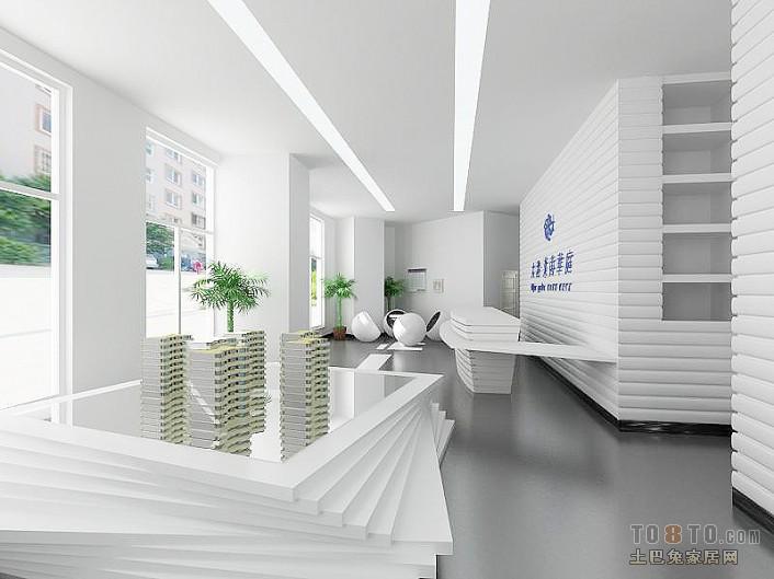 现代感前卫时尚的客厅设计