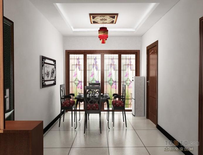 中式古典卧室装饰设计