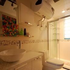 欧式卫生间装饰效果图