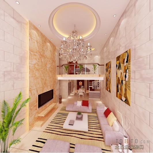 新中式典雅卧室装饰