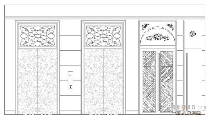 奢华典雅美式家居卧室装修效果图