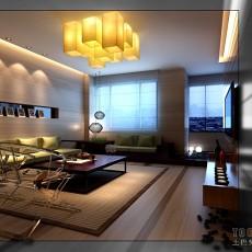美式家装书房设计