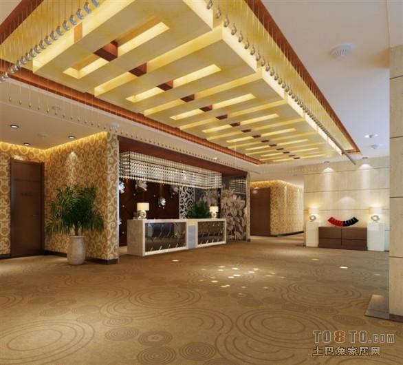 时尚现代欧式客厅设计