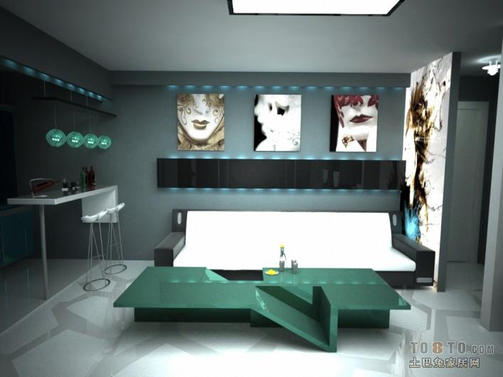 简约格调家装客厅设计