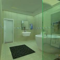 小卫生间淋浴房设计