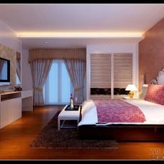 后现代风格卧室图片欣赏
