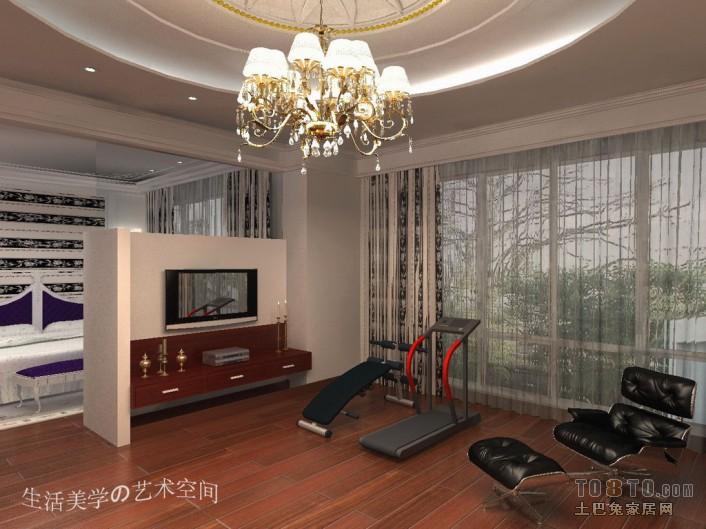 极简宜家风格卧室家居装饰效果图