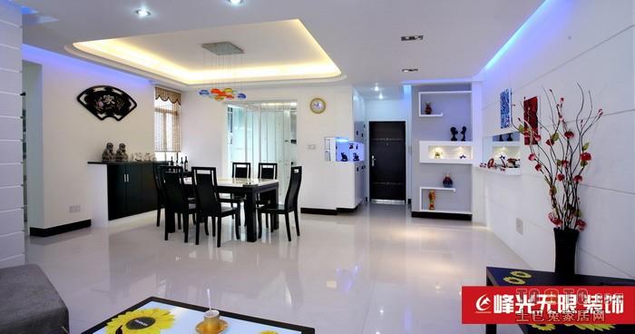 清新欧式宜家风格厨房设计