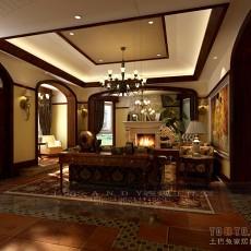 简约新中式客厅装潢装饰