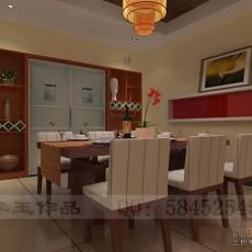 餐厅装饰装潢效果图