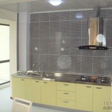 热门面积127平混搭四居厨房效果图片
