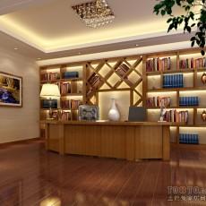 家装书房装修设计