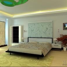 东南亚设计卧室图片欣赏2014
