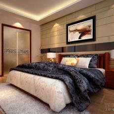 现代卧室设计装修效果图欣赏