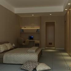12平米婚房卧室装修效果图