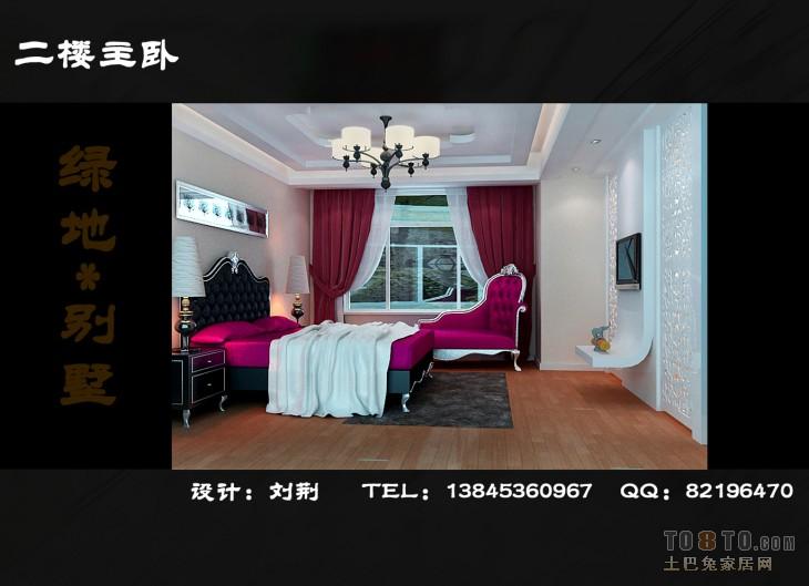 新古典精致卧室装修