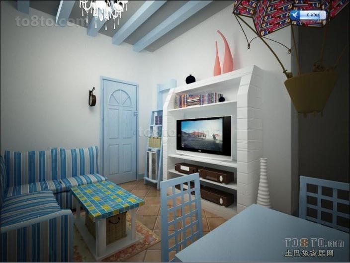 小户型电视背景墙装修效果图大全2013图片