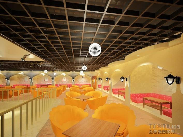 休闲素雅北欧风格客厅室装修效果图