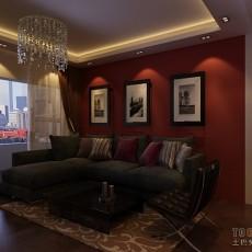 中式风格家居书房设计图片