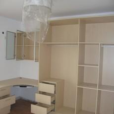 精美面积95平混搭三居书房装饰图片