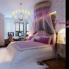 欧式卧室装修效果图2013