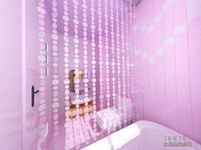 6平卫生间装修效果图片大全2014图片