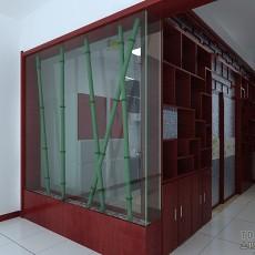 2013简约开放式厨房装修效果图欣赏