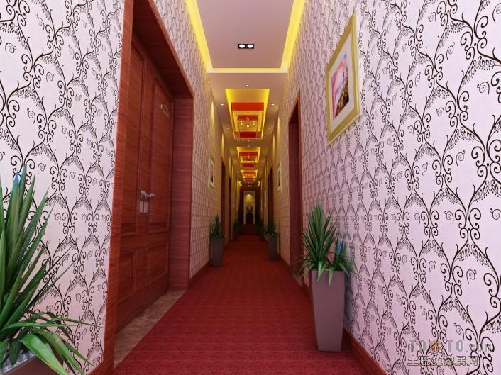 133平米四居客厅简约装修设计效果图片