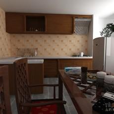 家装古雅风格阁楼设计