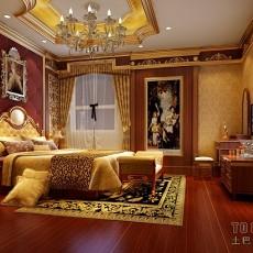 地中海卧室图片欣赏大全