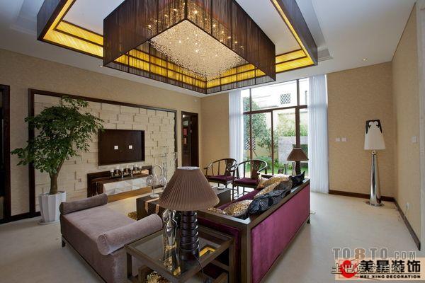 简约家居公寓客厅室内装饰效果图