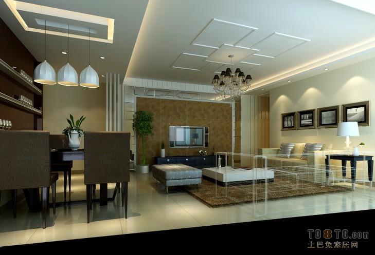 简易美式卧室设计