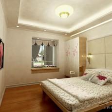 热门混搭二居卧室装饰图片欣赏