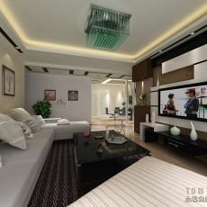 热门141平米欧式复式客厅装修图片
