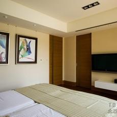 东南亚风格卧室设计图片欣赏大全2014