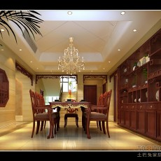 现代家居装饰客厅效果图