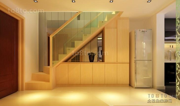60平室内过道装修效果图大全2012图片