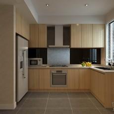阁楼厨房装修效果图大全2013图片